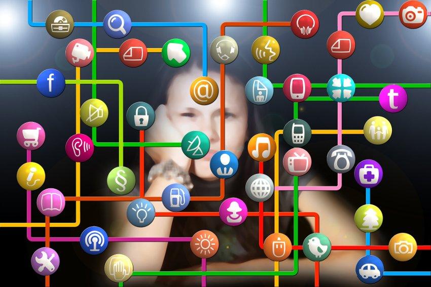 social-networks-stress-e-asma-bronchiale